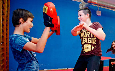 Krav Maga Kids & Teens